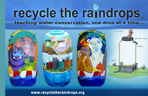 Recycle The Raindrops